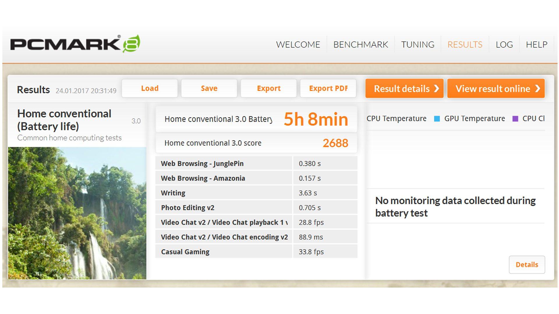 Asus Zenbook UX330UA-FC079T Benchmark_1