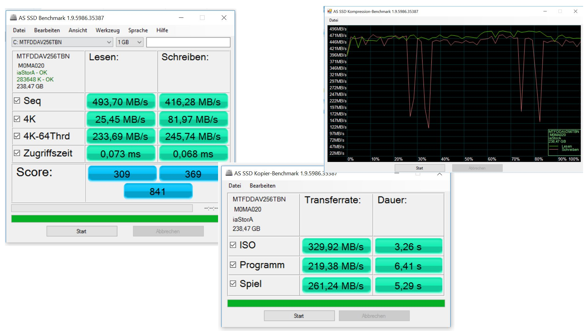 Asus Zenbook UX330UA-FC079T Benchmark_8