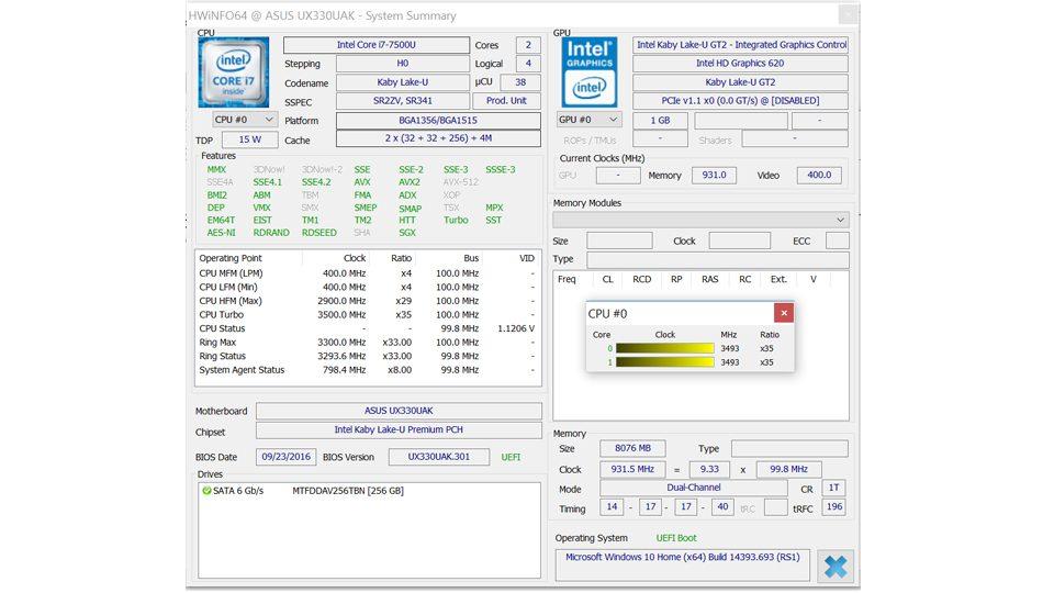 Asus Zenbook UX330UA-FC079T Hardware_1