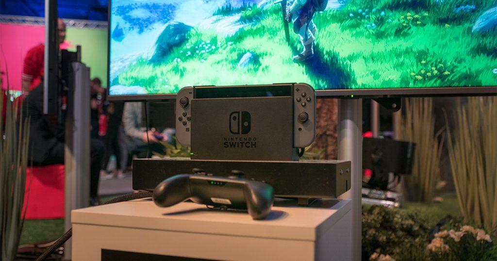 Nintendo Switch: Online-Service, VR, Spiele-Entwicklung