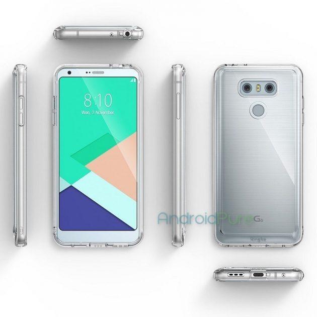 Leak Fotos LG G6