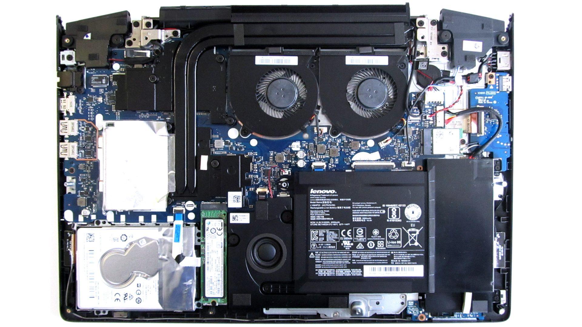 Lenovo Y700-15ISK Innen_1