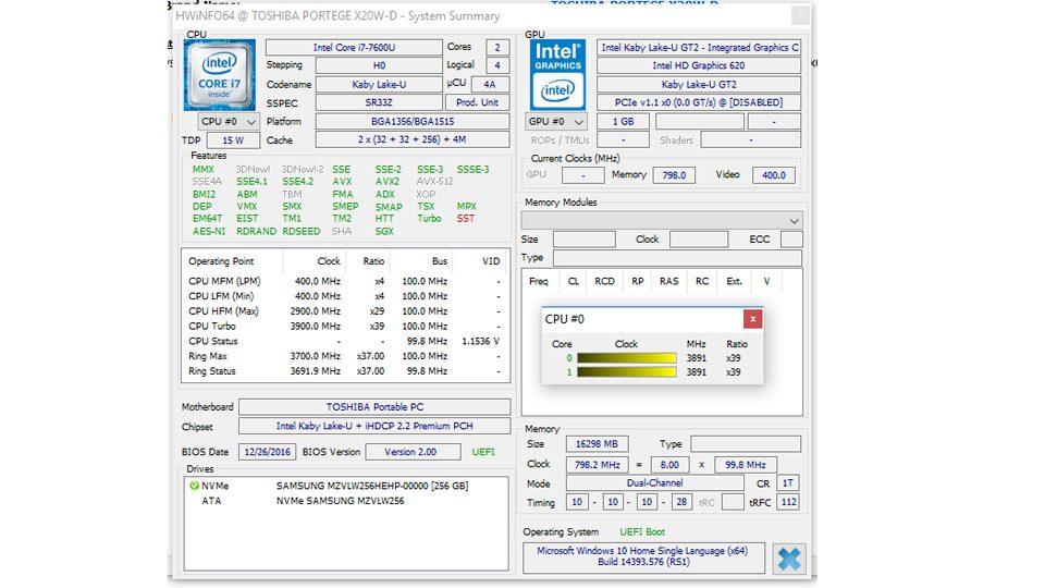 Toshiba_Portégé X20W Hardware_1