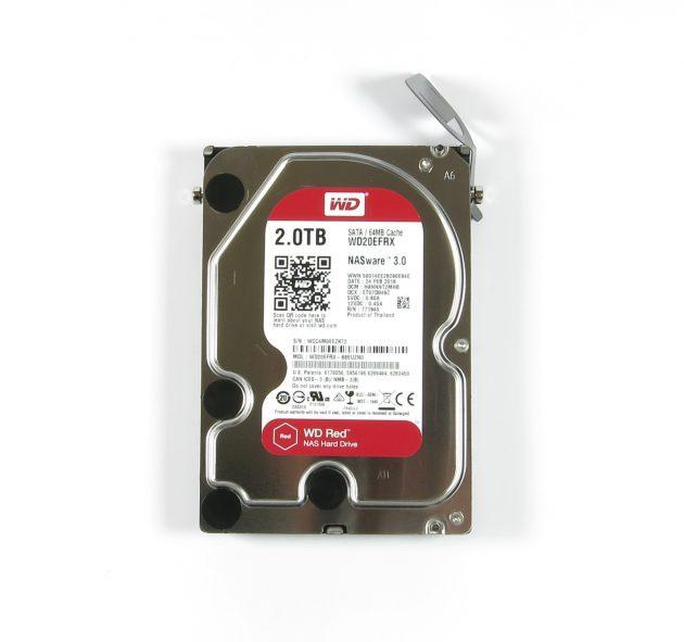 WD MyCloud Ex2 Ultra HDD