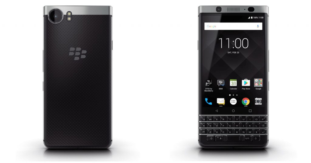 Gibt es bald  noch mehr BlackBerry-Geräte?