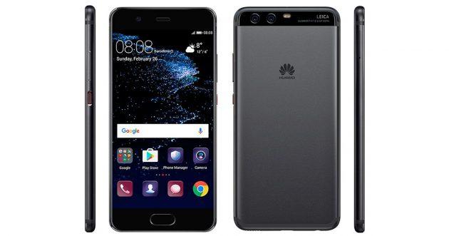 So sieht das Huawei P10 aus