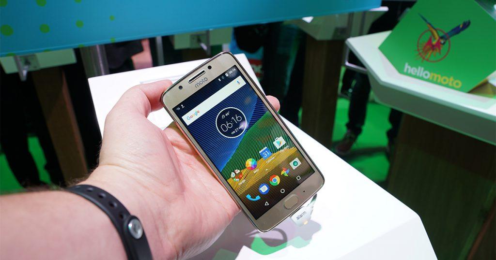 Moto G5: Günstiges Einsteiger-Smartphone mit einer guten Kamera