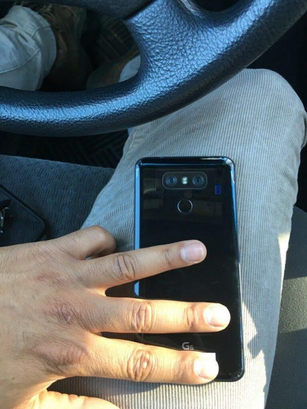 LG G6 Rückseite