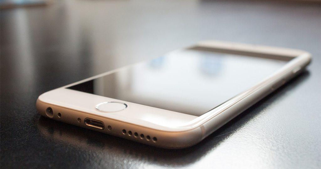 Apple-Patent: Display kann Fingerabdrücke erkennen