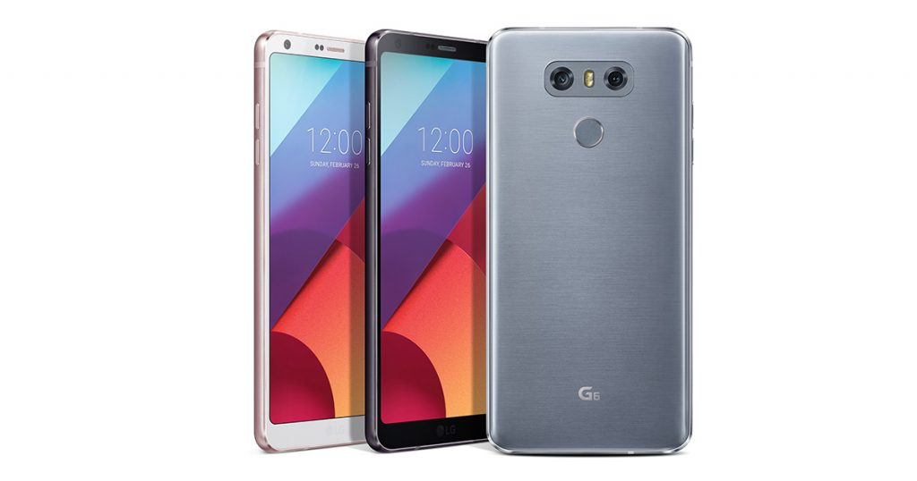 Härtetest: Wie verträgt das LG G6 Kratzer, Feuer und Verbiegen?