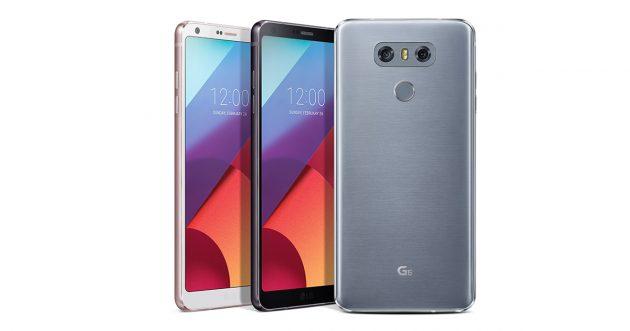 MWC 2017: LG G6 vorgestellt