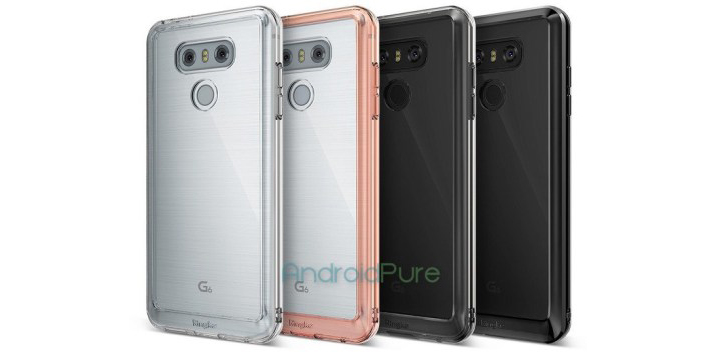 Noch mehr Fotos vom LG G6 und ein Displayname