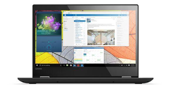 MWC 2017: Lenovo Yoga 520 vorgestellt