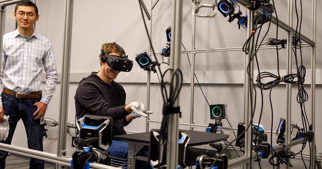 So stellt sich Oculus die Virtual Reality Zukunft vor