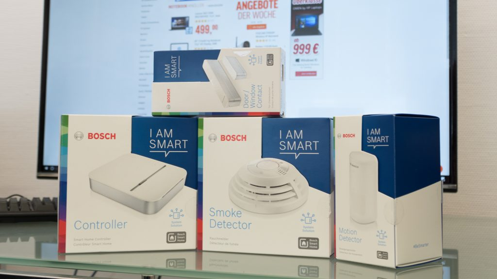 Test: Bosch Smart Home Security-Starterset