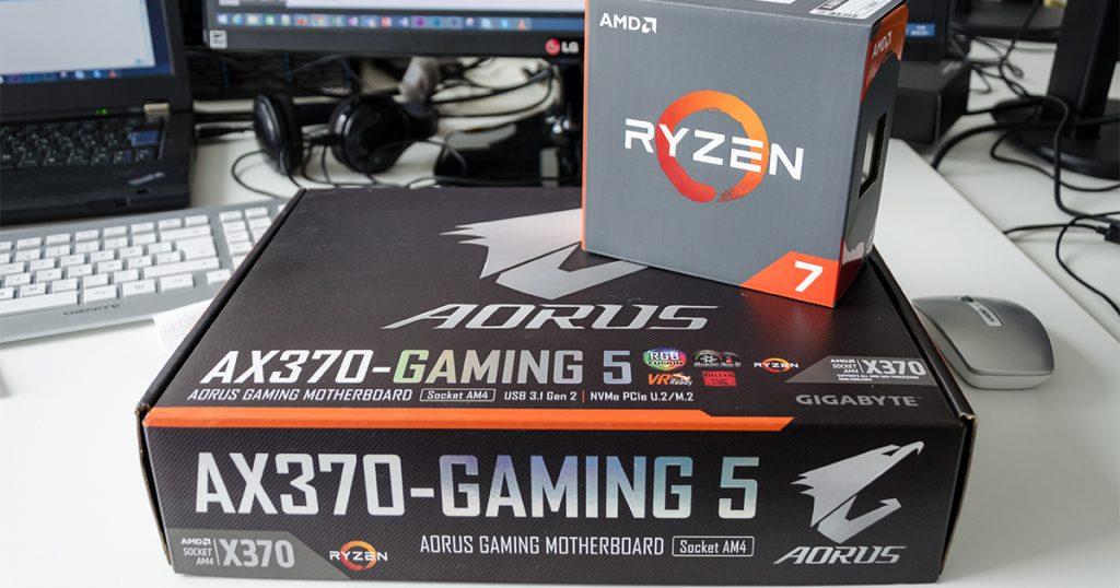 AMD Ryzen 3000 passen auf aktuelle AM4-Mainboards