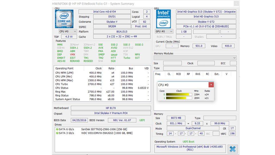 HP EliteBook Folio G1 V1C40EA Hardware_1