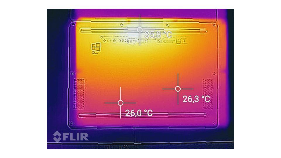 HP EliteBook Folio G1 V1C40EA Hitze_2