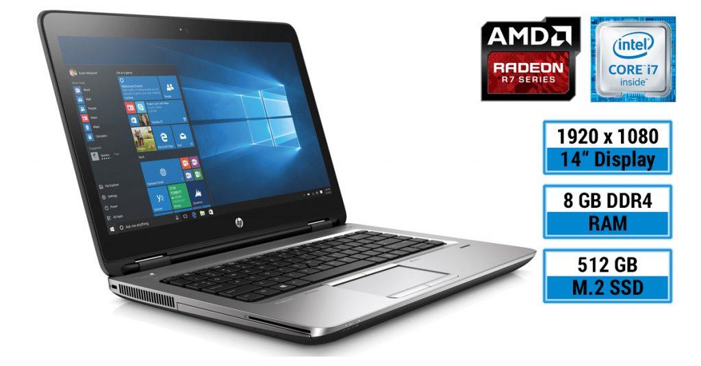 Test: HP ProBook 640 – Business-Notebook mit vielen Sicherheitsfunktionen