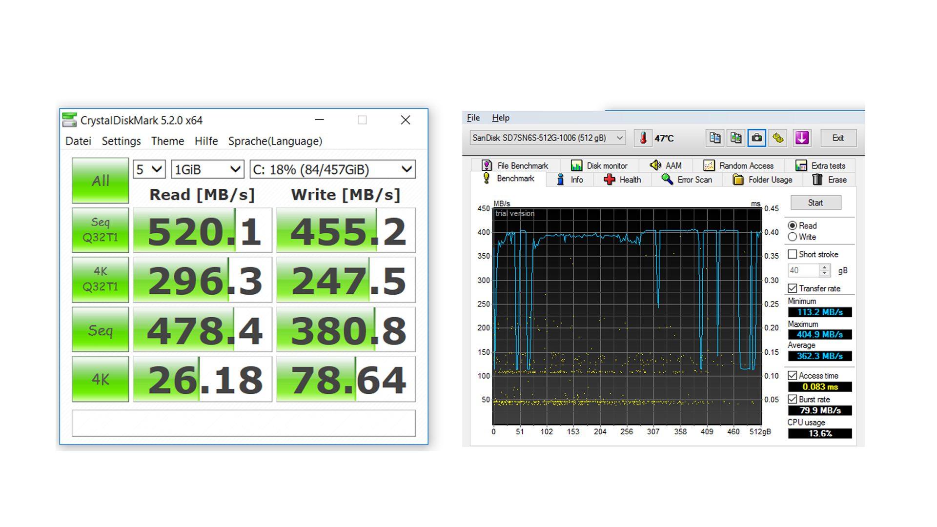 HP ProBook 650 G2 Benchmark_7