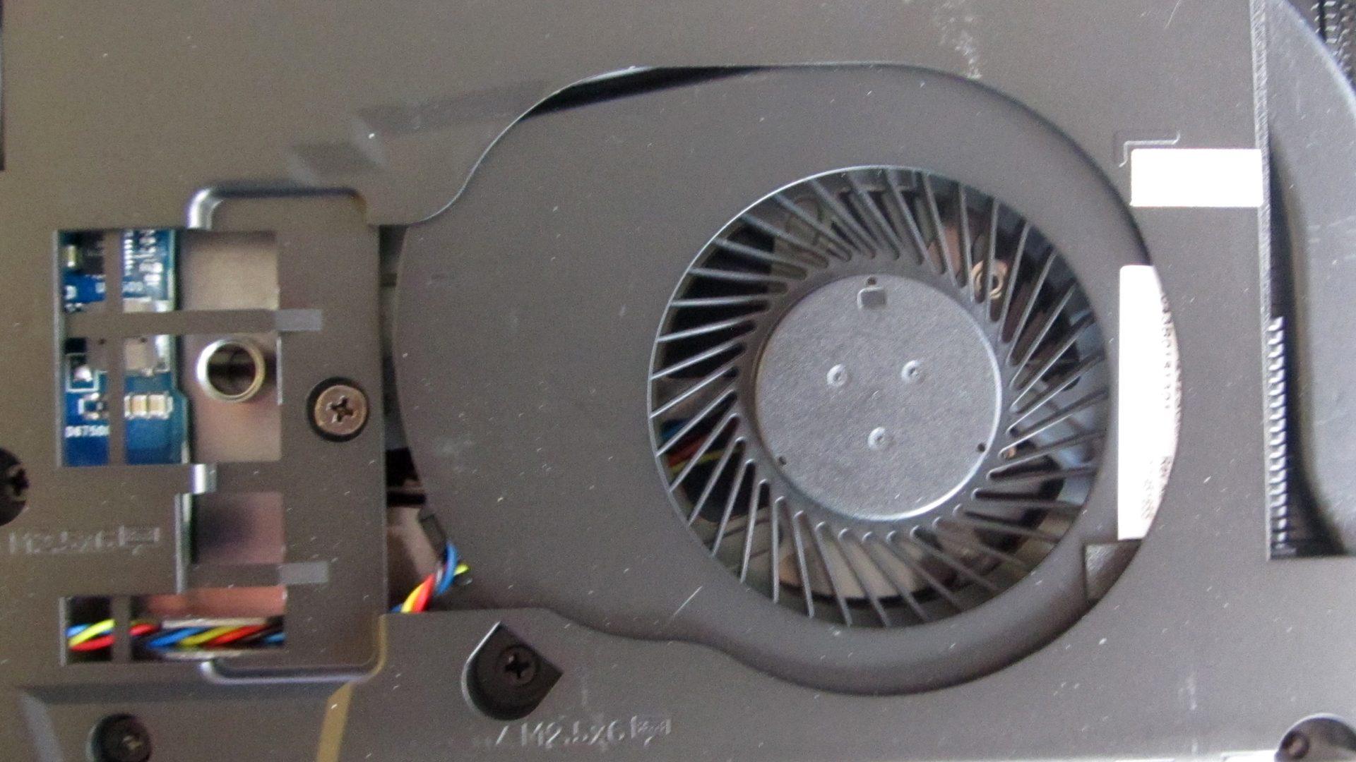 HP ProBook 650 G2 Innen – Lüfter