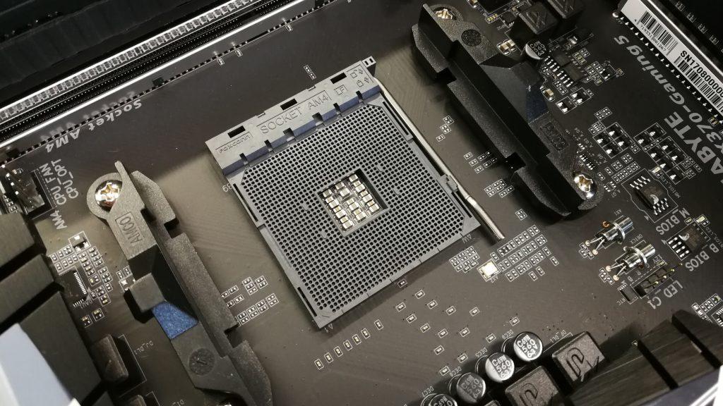 AMD Ryzen und AM4