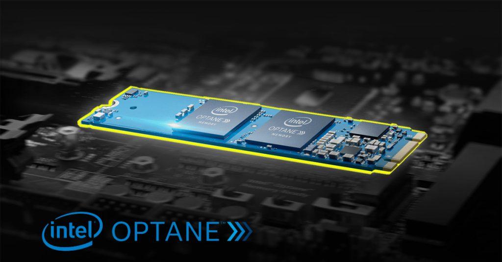 Intel Optane – Cache-Modul beschleunigt Festplattenzugriffe