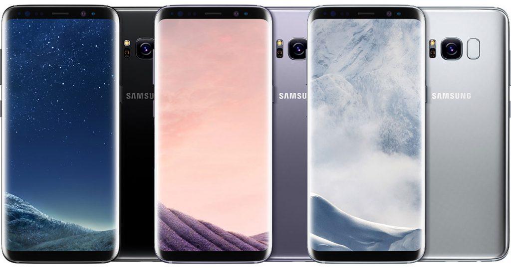 Offiziell: Samsung Galaxy S8 und Galaxy S8+ vorgestellt