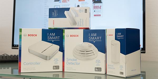 Ausprobiert Bosch Smart Home Security Starterset