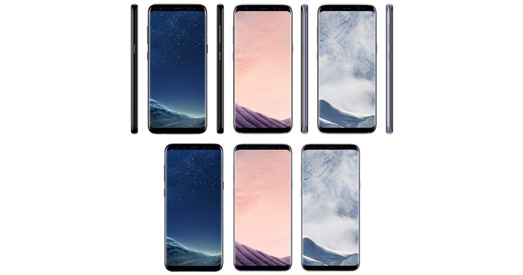 Preise geleakt: Das Samsung Galaxy S8 soll bei 799 Euro losgehen