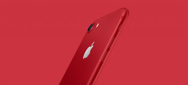iphone 7 rot