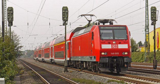 WLAN Regionalzüge Deutsche Bahn