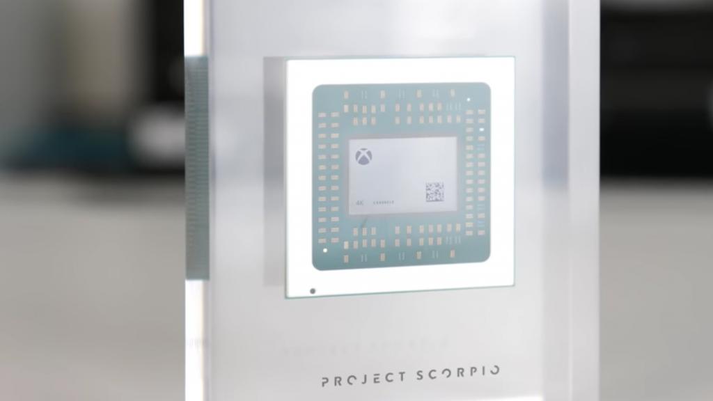 Microsoft enthüllt die technischen Daten zur Xbox One Scorpio