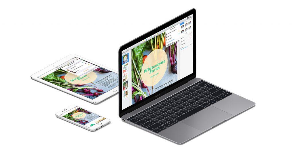 Apple: GarageBand, iMovie und iWork jetzt kostenlos für iOS und MacOS