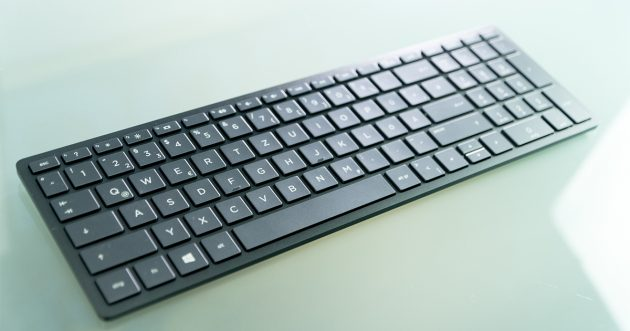 HP ENVY 27-b153ng All in One PC Tastatur Keyboard