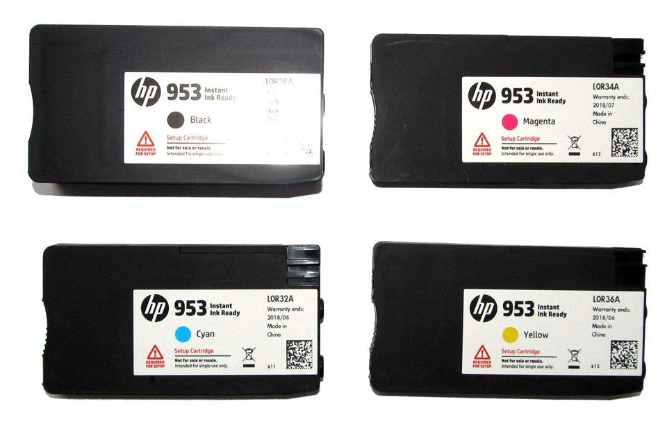 HP OfficeJet Pro 8725 Partonen
