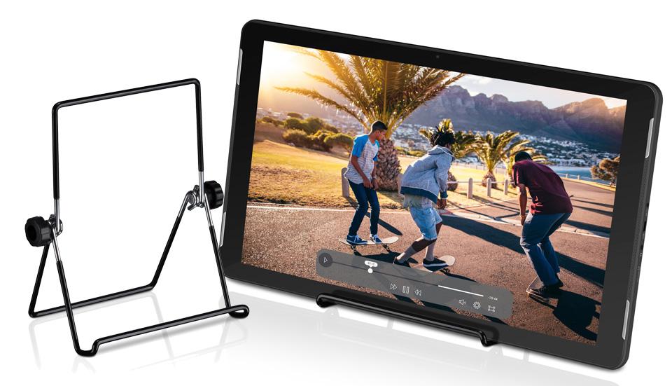 Test: Größer geht immer – TrekStor SurfTab theatre mit 13.3-Zoll-Display plus Tablet-Ständer