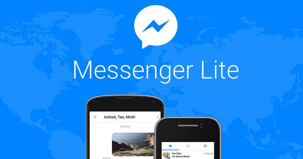 Facebook: Messenger Lite für Android jetzt in Deutschland