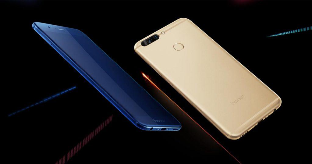 Honor 8 Pro wird offiziell vorgestellt