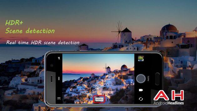 HTC U Ocean HDR
