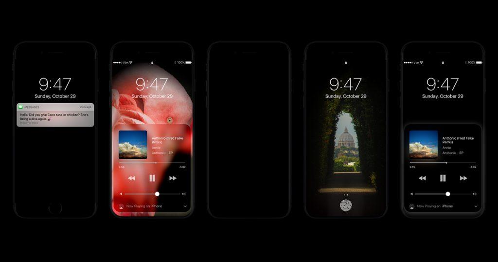 Jede Menge Konzepte für das iPhone 8