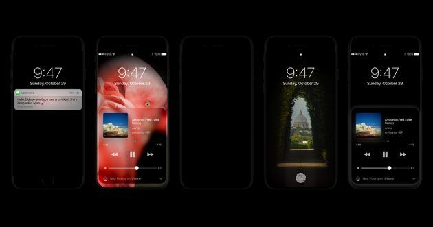 iphone 8 dark mode
