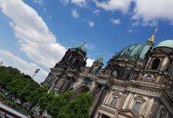 Berliner Dom, fotografiert mit Samsung Galaxy S8+