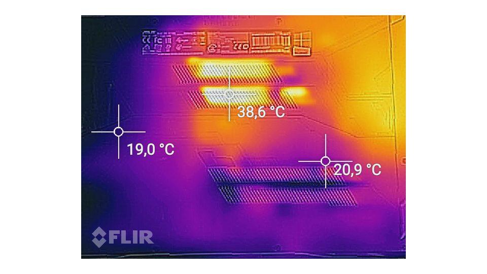 Asus Strix GL753VD-GC044T Hitze_3