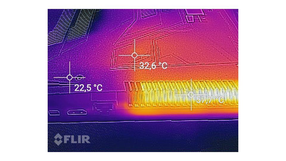 Asus Strix GL753VD-GC044T Hitze_4
