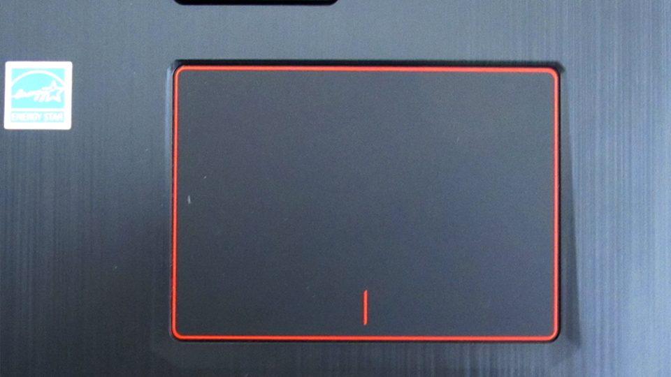 Asus Strix GL753VD-GC044T Tastatur_4