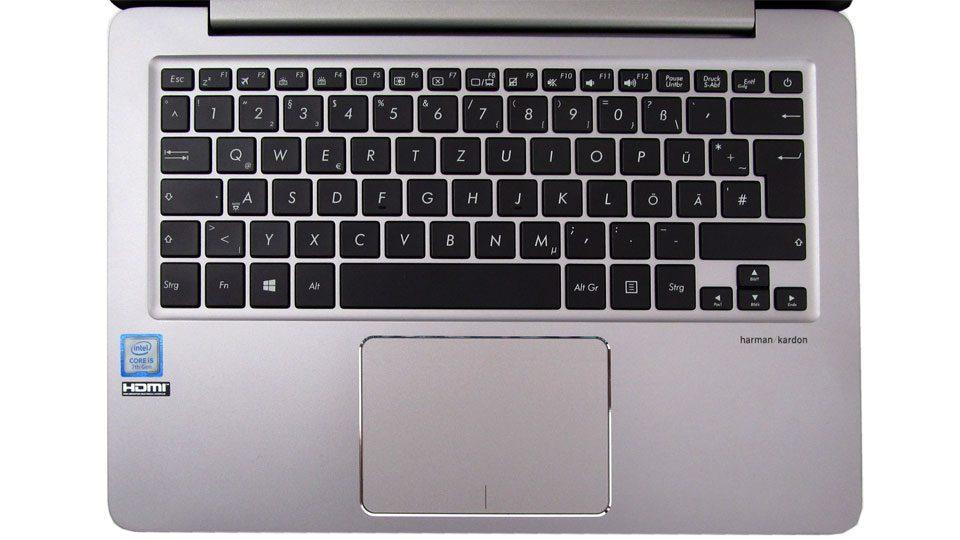 Asus-Zenbook-UX3410UA Tastatur_1