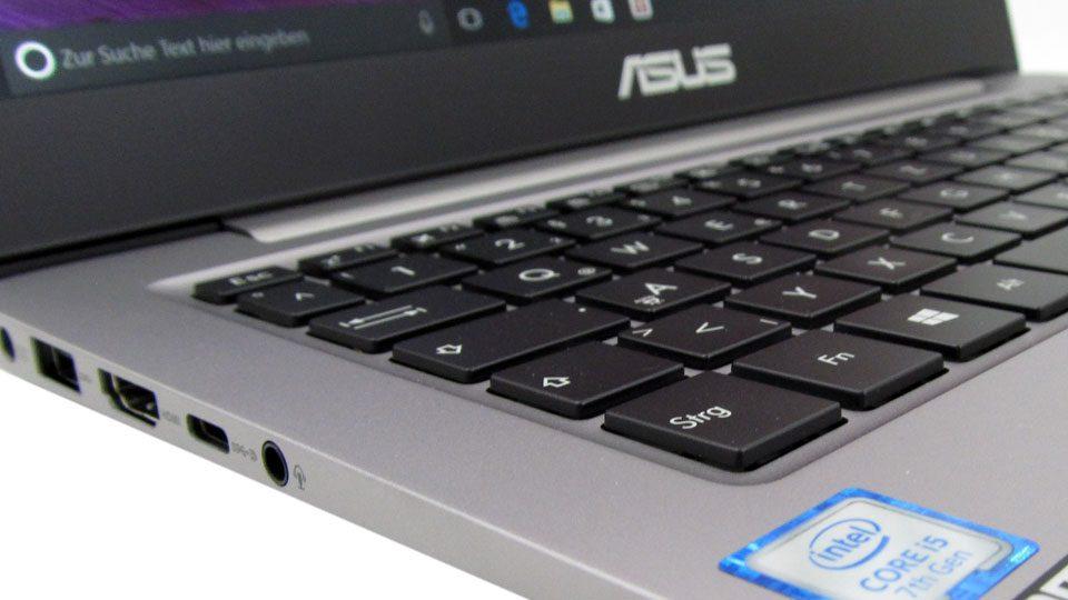 Asus-Zenbook-UX3410UA Tastatur_4