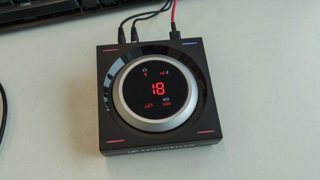 Sennheiser GSX1000 Verstärker