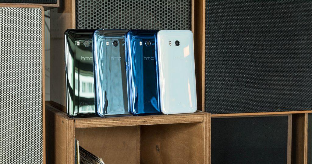 Offiziell vorgestellt: HTC U11 mit drucksensitivem Gehäuse